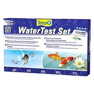 TETRA WaterTest Set - Kit Complet de Tests d'analyse de l'Eau pour Aquarium de la marque Tetra image 0 produit